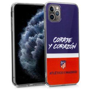 Carcasa IPhone 11 Pro Licencia Fútbol Atlético De Madrid