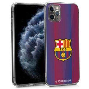 Carcasa IPhone 11 Pro Licencia Fútbol F.C. Barcelona