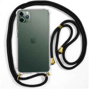 Carcasa IPhone 11 Pro Max Cordón Negro