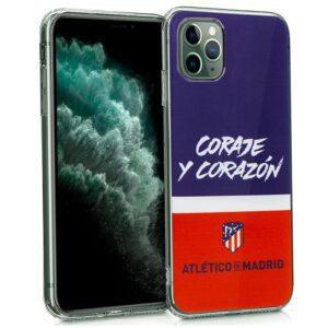 Carcasa IPhone 11 Pro Max Licencia Fútbol Atlético De Madrid