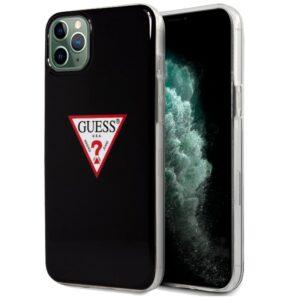 Carcasa IPhone 11 Pro Max Licencia Guess Negro