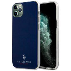 Carcasa IPhone 11 Pro Max Licencia Polo Ralph Lauren Marino