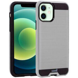 Carcasa IPhone 12 / 12 Pro Aluminio Plata