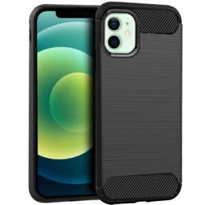 Carcasa IPhone 12 / 12 Pro Carbón Negro