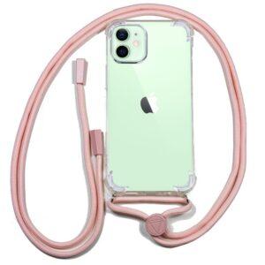 Carcasa IPhone 12 / 12 Pro Cordón Rosa