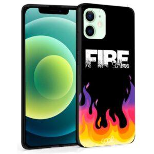 Carcasa IPhone 12 / 12 Pro Dibujos Fire