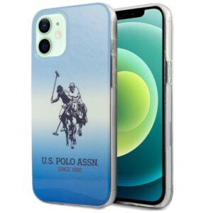 Carcasa IPhone 12 / 12 Pro Licencia Polo Ralph Lauren Azul