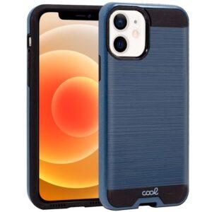 Carcasa IPhone 12 Mini Aluminio Azul