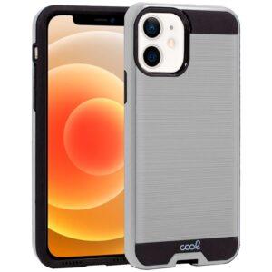Carcasa IPhone 12 Mini Aluminio Plata