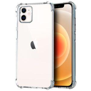 Carcasa IPhone 12 Mini AntiShock Transparente