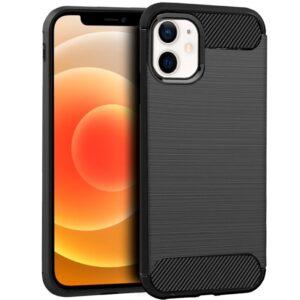 Carcasa IPhone 12 Mini Carbón Negro