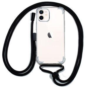 Carcasa IPhone 12 Mini Cordón Negro