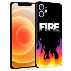 Carcasa IPhone 12 Mini Dibujos Fire