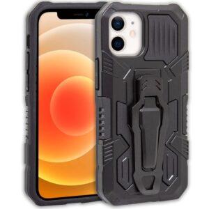 Carcasa IPhone 12 Mini Hard Clip Negro