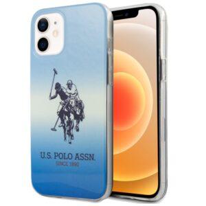 Carcasa IPhone 12 Mini Licencia Polo Ralph Lauren Azul