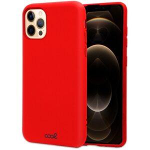 Carcasa IPhone 12 Pro Max Cover Rojo