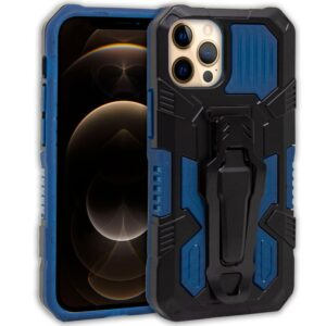 Carcasa IPhone 12 Pro Max Hard Clip Marino