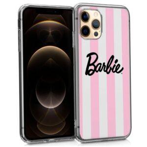 Carcasa IPhone 12 Pro Max Licencia Barbie