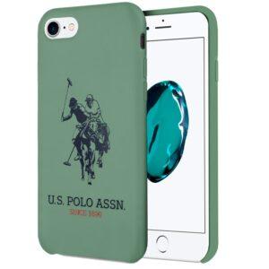 Carcasa IPhone 6 / 7 / 8 / SE (2020) Licencia Polo Ralph Lauren Verde