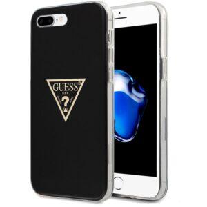 Carcasa IPhone 6 Plus / IPhone 7 Plus / 8 Plus Licencia Guess Negro