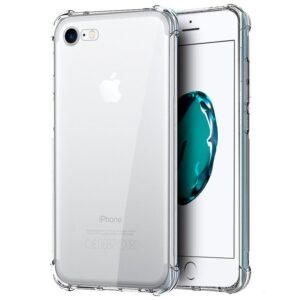 Carcasa IPhone 7 / 8 / SE (2020) AntiShock Transparente
