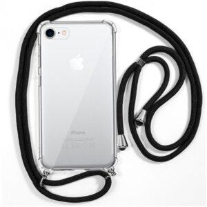Carcasa IPhone 7 / 8 / SE (2020) Cordón Negro