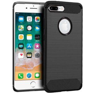 Carcasa IPhone 7 Plus / IPhone 8 Plus Carbón Negro