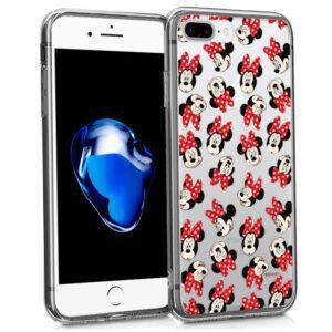 Carcasa IPhone 7 Plus / IPhone 8 Plus Licencia Disney Minnie
