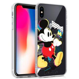 Carcasa IPhone X / IPhone XS Licencia Disney Mickey