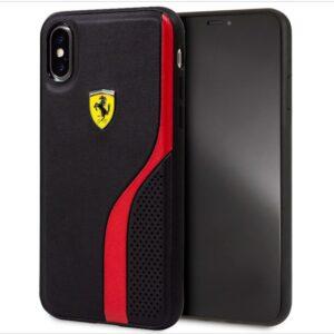 Carcasa IPhone X / IPhone XS Licencia Ferrari Bicolor