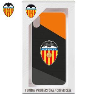 Carcasa IPhone X / IPhone XS Licencia Fútbol Valencia CF
