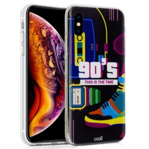 Carcasa IPhone XS Max Dibujos Retro