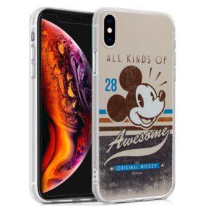 Carcasa IPhone XS Max Licencia Disney Mickey