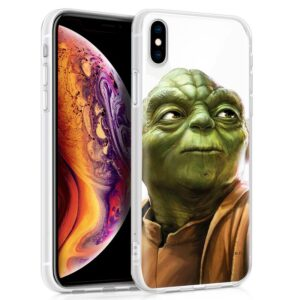 Carcasa IPhone XS Max Licencia Star Wars Yoda
