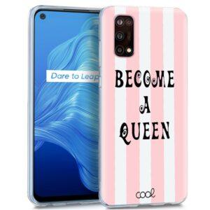 Carcasa Realme 7 5G Dibujos Queen