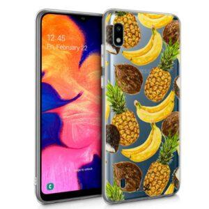 Carcasa Samsung A105 Galaxy A10 Clear Fruit