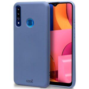 Carcasa Samsung A207 Galaxy A20s Cover Azul