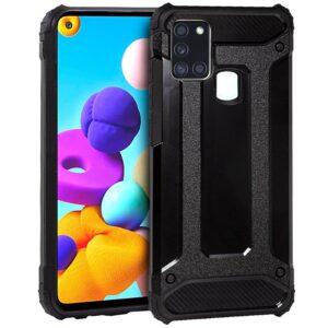 Carcasa Samsung A217 Galaxy A21s Hard Case Negro