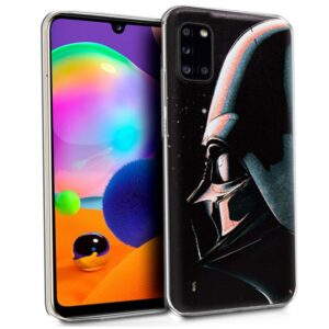 Carcasa Samsung A315 Galaxy A31 Licencia Star Wars Darth Vader