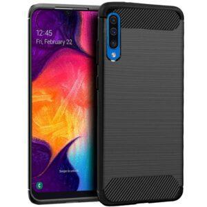 Carcasa Samsung A505 Galaxy A50 / A30s Carbón Negro