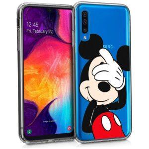 Carcasa Samsung A505 Galaxy A50 / A30s Licencia Disney Mickey