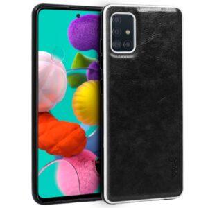Carcasa Samsung A515 Galaxy A51 Bali Negro