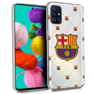 Carcasa Samsung A515 Galaxy A51 Licencia Fútbol F.C. Barcelona