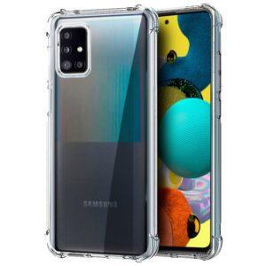 Carcasa Samsung A516 Galaxy A51 5G AntiShock Transparente