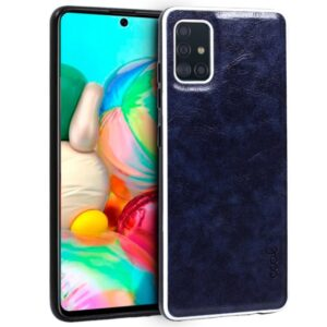 Carcasa Samsung A715 Galaxy A71 Bali Marino