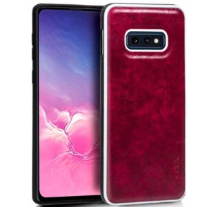 Carcasa Samsung G970 Galaxy S10e Bali Granate