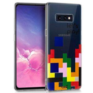 Carcasa Samsung G970 Galaxy S10e Clear Game