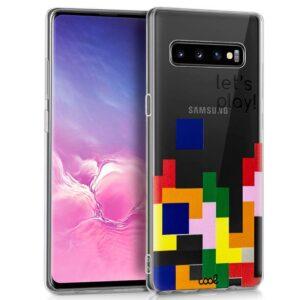 Carcasa Samsung G973 Galaxy S10 Clear Game