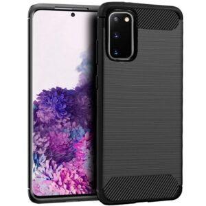 Carcasa Samsung G980 Galaxy S20 Carbón Negro