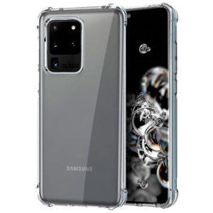 Carcasa Samsung G988 Galaxy S20 Ultra 5G AntiShock Transparente